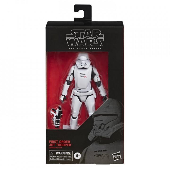 Star Wars Black Series First Order Jet Trooper (The Rise of Skywalker)