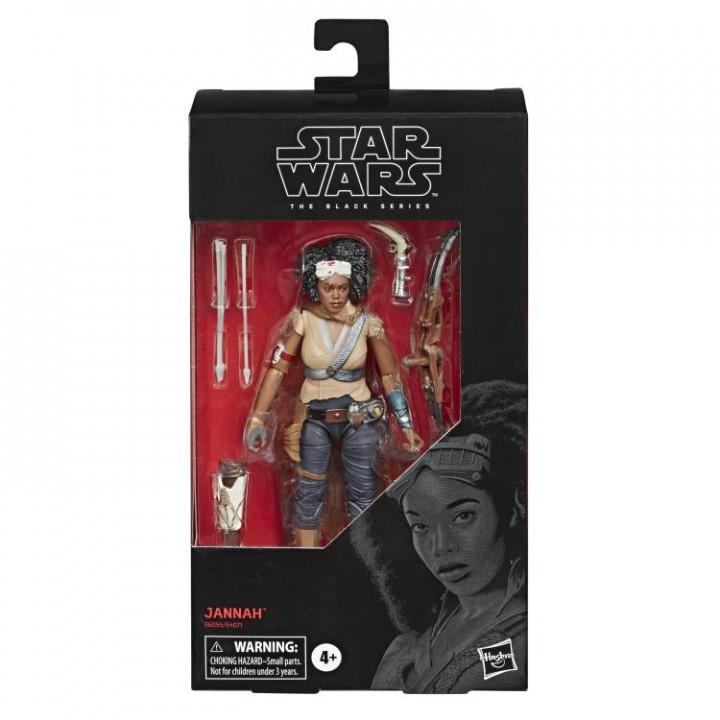Star Wars Black Series Jannah (The Rise of Skywalker)