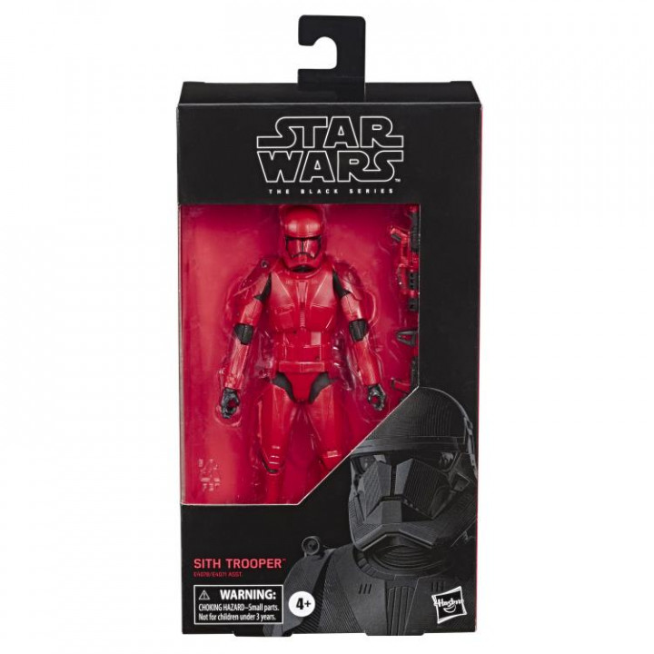 Star Wars Black Series Sith Trooper (The Rise of Skywalker)
