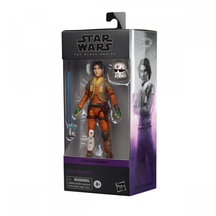 Star Wars Black Series  Ezra Bridger (New Box)