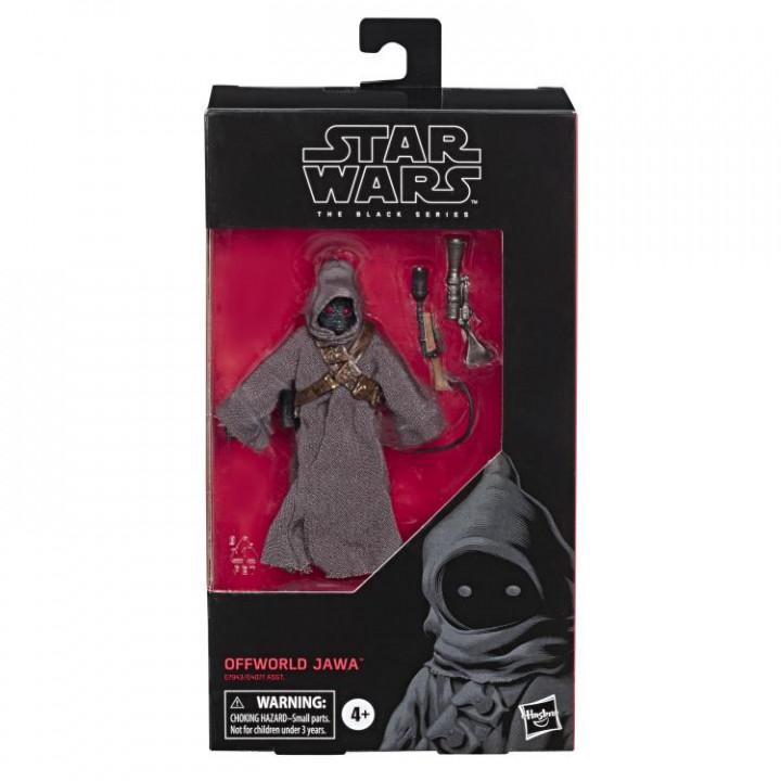 Star Wars Black Series Offworld  Jawa (The Mandalorian)