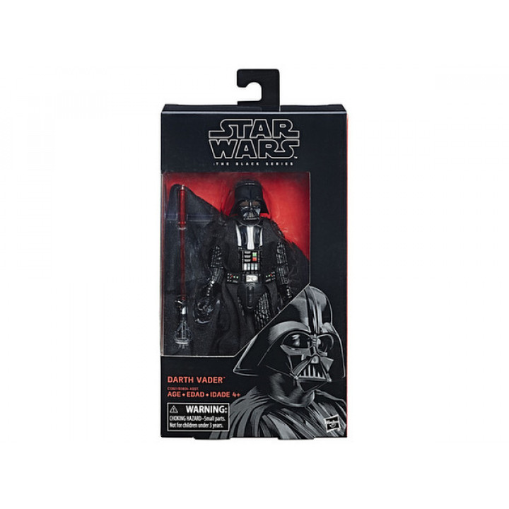 "Star Wars: Black Series 6"" Figure Darth Vader (A New Hope) (#43)"