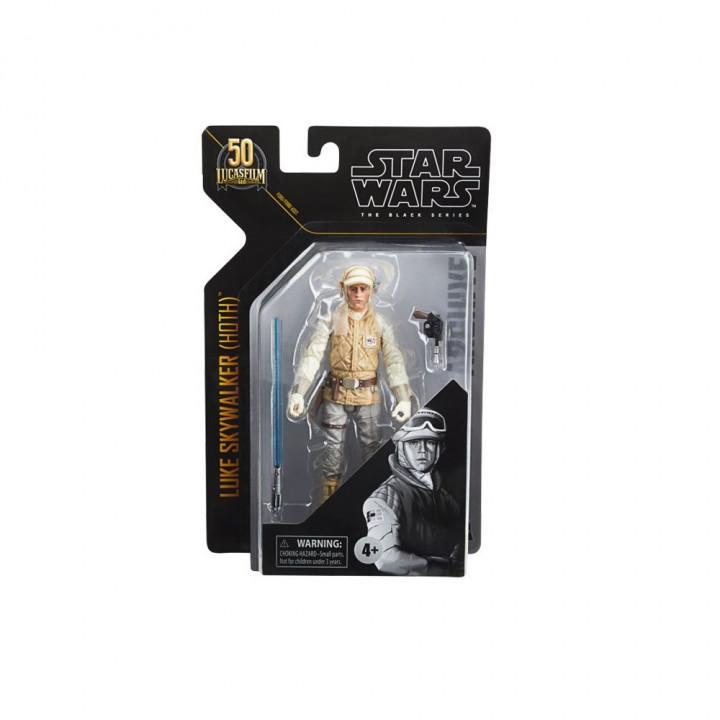 Star Wars Фигурка Люк Скайвокер на планете Хот