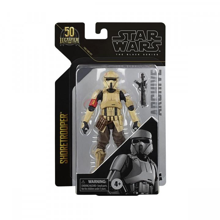 Star Wars Фигурка Штурмовик Shoretrooper