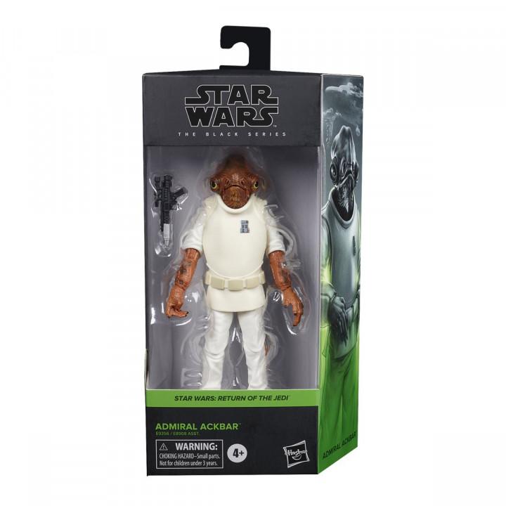 Star Wars Black Series Admiral Ackbar (Return of the Jedi)