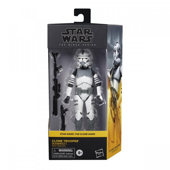 Star Wars Black Series Clone Trooper (Kamino)