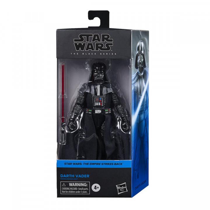 Star Wars Black Series Darth Vader (Empire Strikes Back)