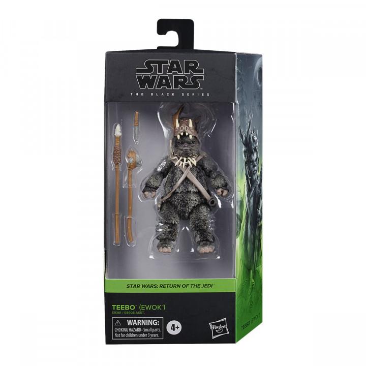 Star Wars Black Series Teebo (Return of the Jedi)