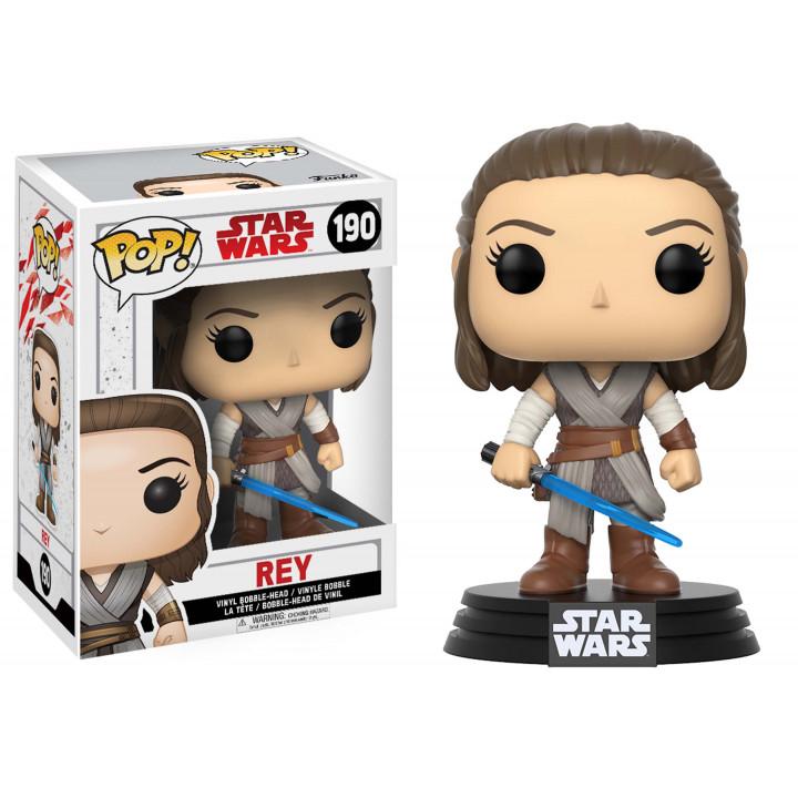 Funko POP! Star Wars The Last Jedi Rey