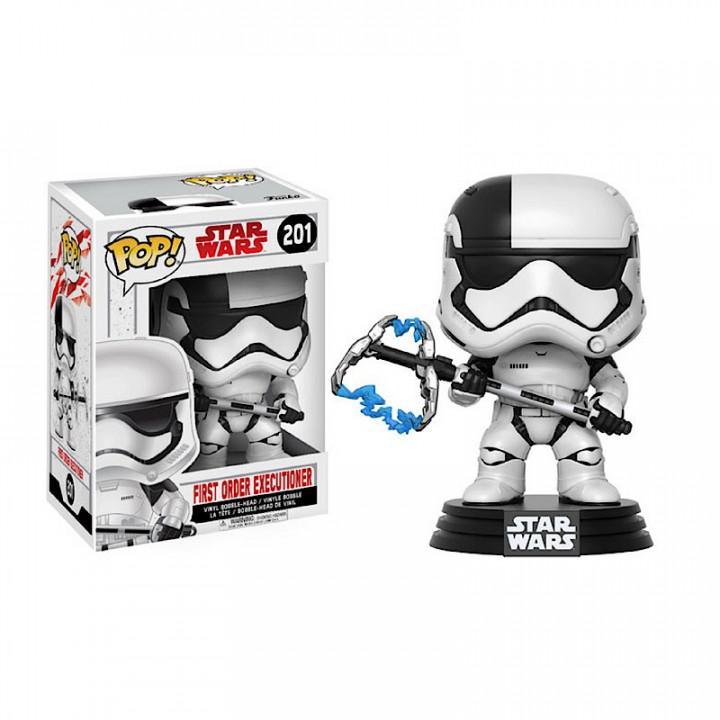 Funko POP! Star Wars The Last Jedi First Order Stormtrooper Executioner