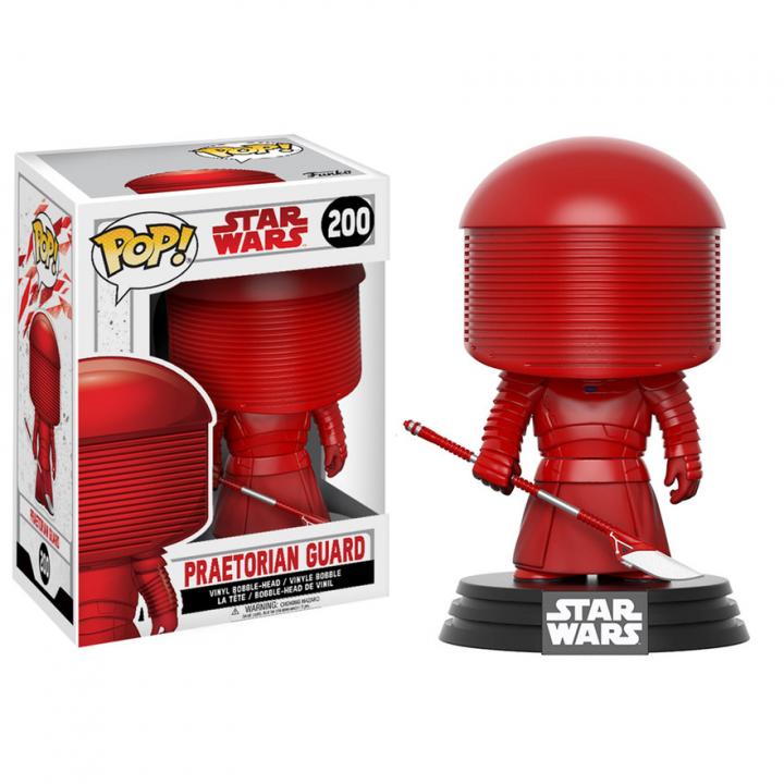 Funko POP! Star Wars The Last Jedi Praetorian Guard (Heavy Blade Version)