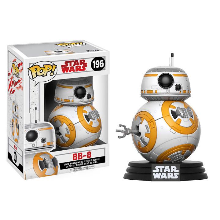 Pop! Star Wars: The Last Jedi - BB-8