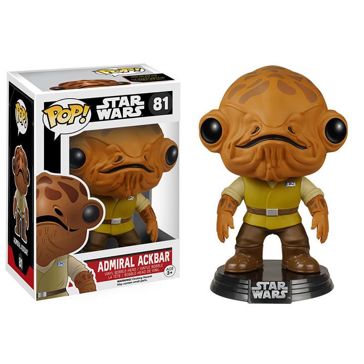 Pop! Star Wars: The Force Awakens - Admiral Ackbar