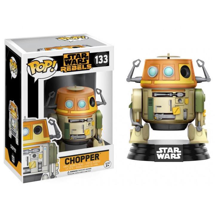 Pop! Star Wars: Star Wars Rebels - Chopper