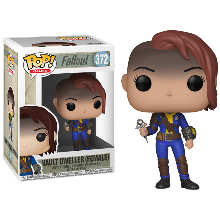 Funko POP! Fallout Vault Dweller ((Female)