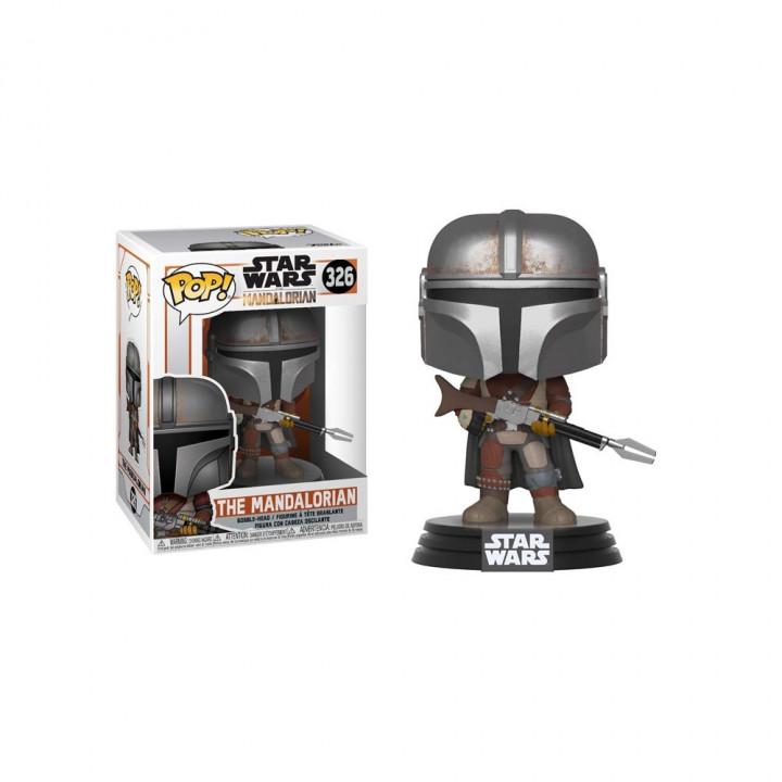 Pop! Star Wars The Mandalorian - The Mandalorian