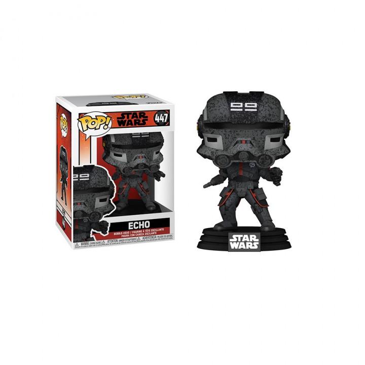 Pop! Star Wars: Bad Batch Echo