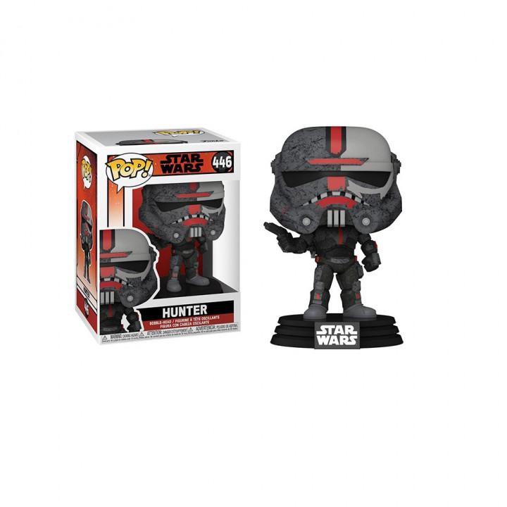 Pop! Star Wars: Bad Batch Hunter