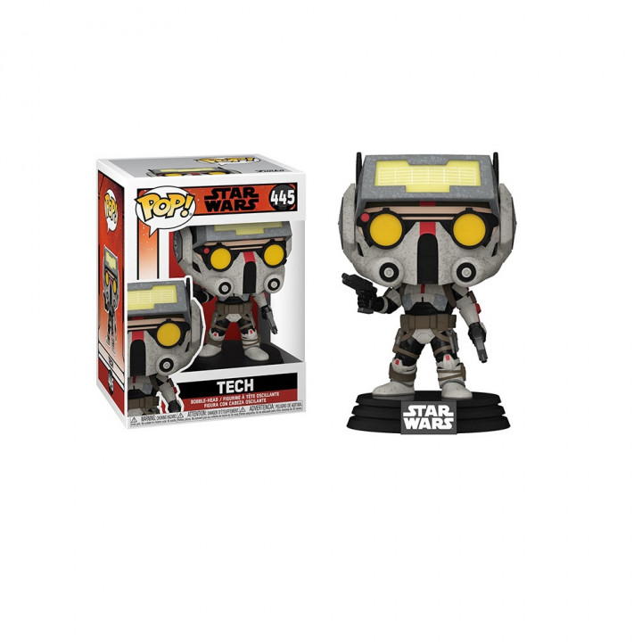 Pop! Star Wars: Bad Batch Tech