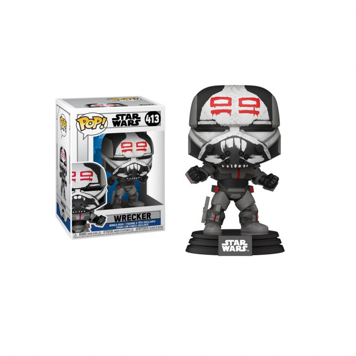 Pop! Star Wars: The Clone Wars - Wrecker