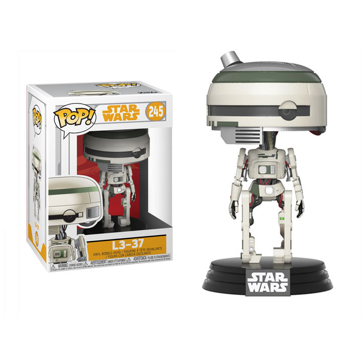 Pop! Solo: A Star Wars Story L3-37