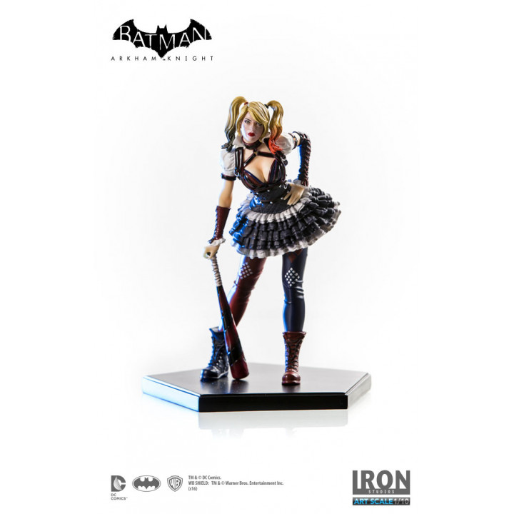 Harley Quinn Art Scale 1/10 - Batman: Arkham Knight