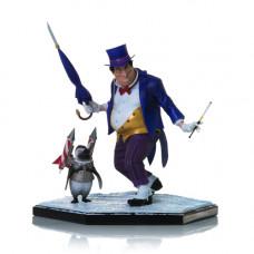 Фигурка Пингвина на основе концепт-арта Айвана Рейса