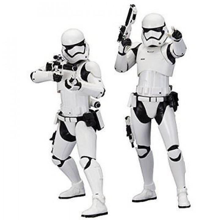 Набор из двух штурмовиков Первого порядка. из фильма Звездные войны: Пробуждение силы