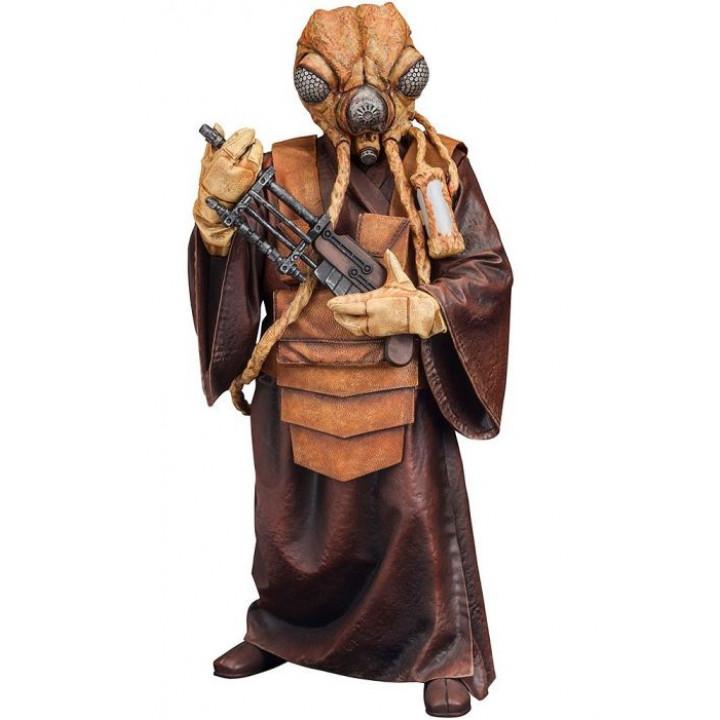 Фигурка Звездные войны - Охотник за головами Зукусс 1/10 ARTFX+ Bounty Hunters Zuckuss