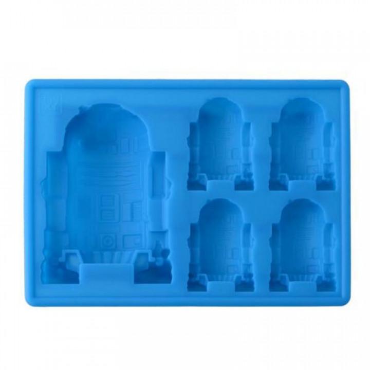 Форма для льда R2-D2