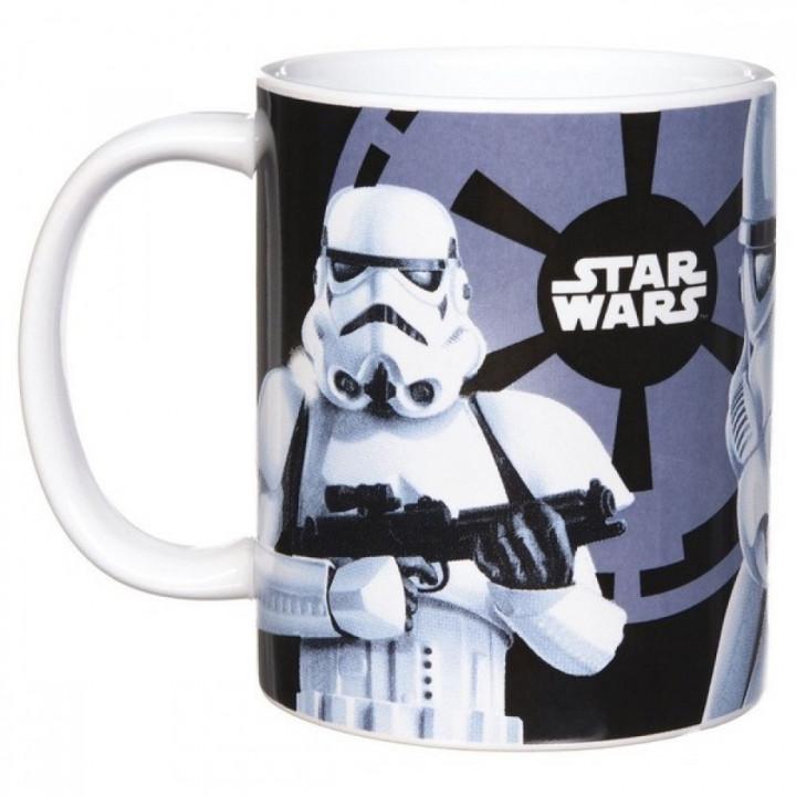 Star Wars Керамическая кружка с изображением Имперских штурмовиков