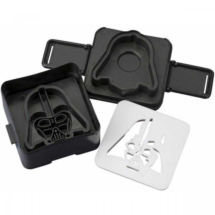 Форма для бутербродов Darth Vader