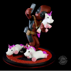 Marvel Q-Fig Deadpool #Unicornselfie
