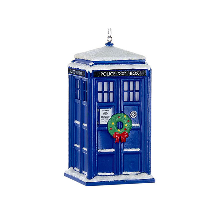 Doctor Who T.A.R.D.I.S. Ornaments
