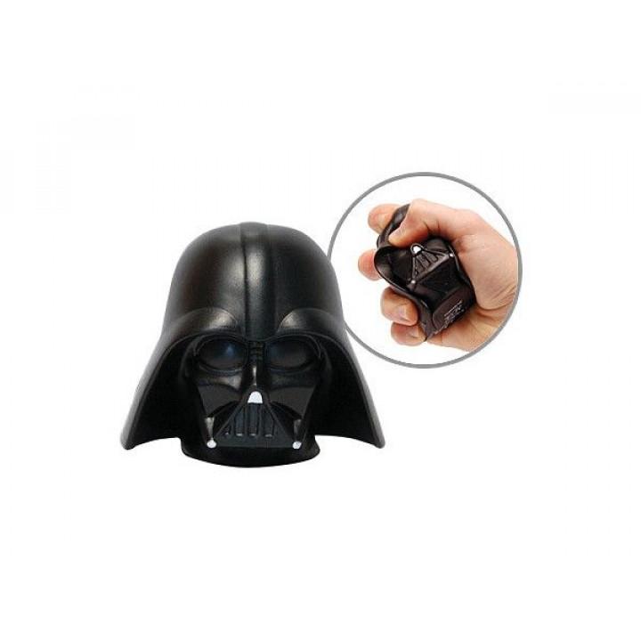 Star Wars Антистрессовый мячик в виде головы Дарта Вейдера.