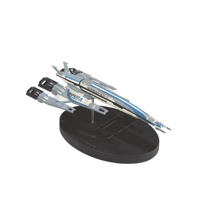 Mass Effect Alliance Normandy SR-2 Ship Replica