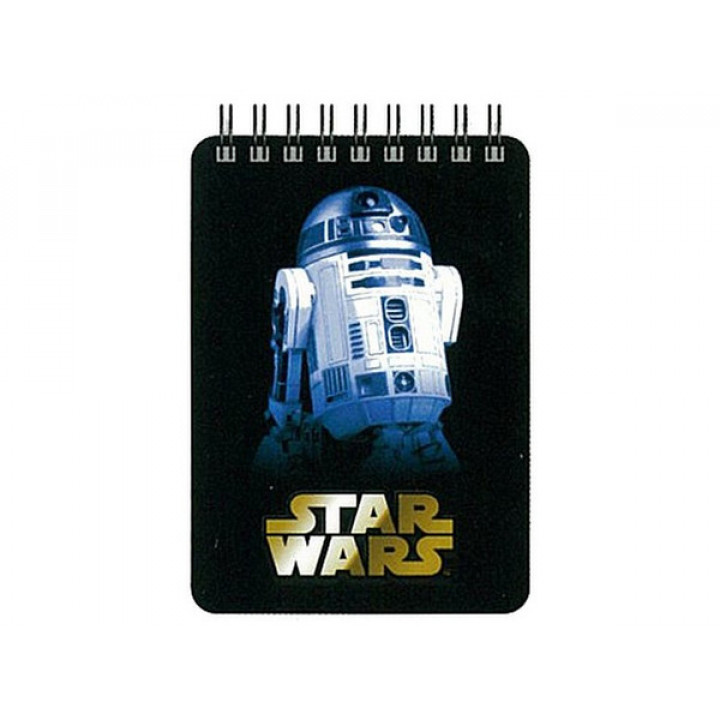Блокнот с 3D изображением R2-D2
