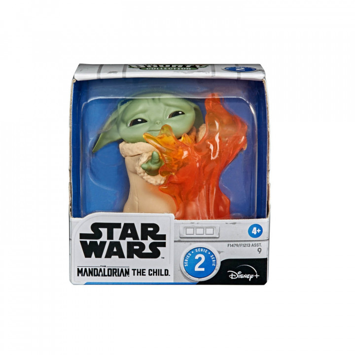Star Wars The Mandalorian The Bounty Collection The Child Force Fire