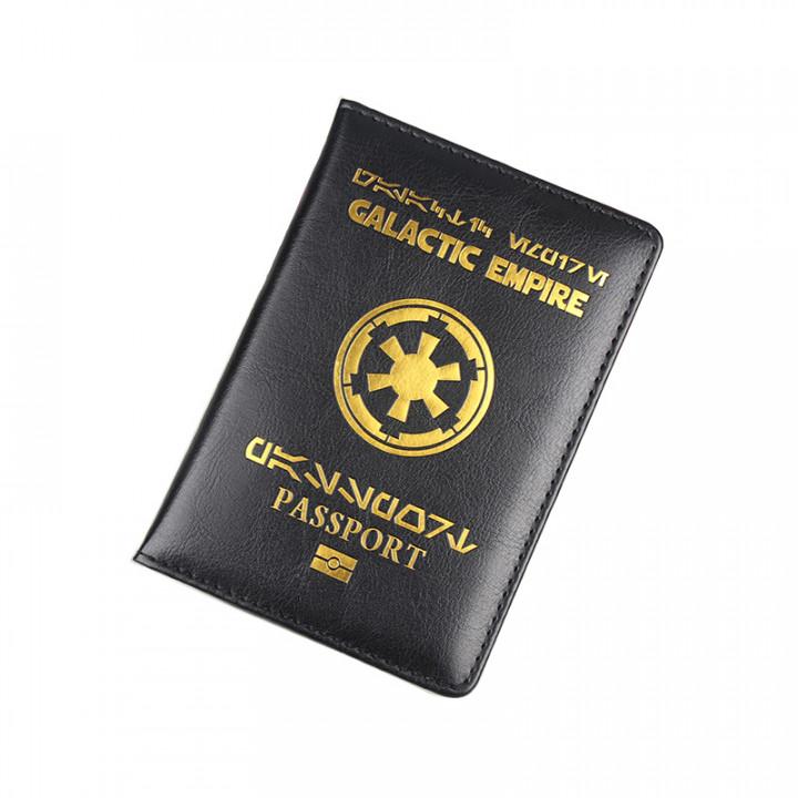 Star Wars Обложка на паспорт Galactic Empire