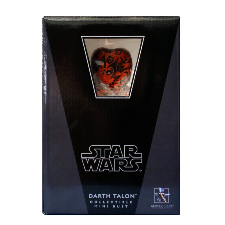 Star Wars Legacy Darth Talon Mini Bust
