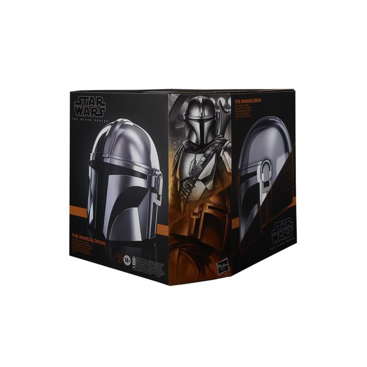 Star Wars Black Series Mandalorian Helmet