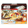Star Wars: The Force Awakens Micro Machines Millennium Falcon Playset