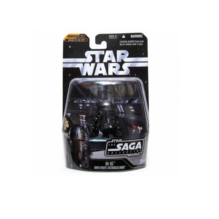 Фигурка Star Wars Saga Collection дроид R4-K5