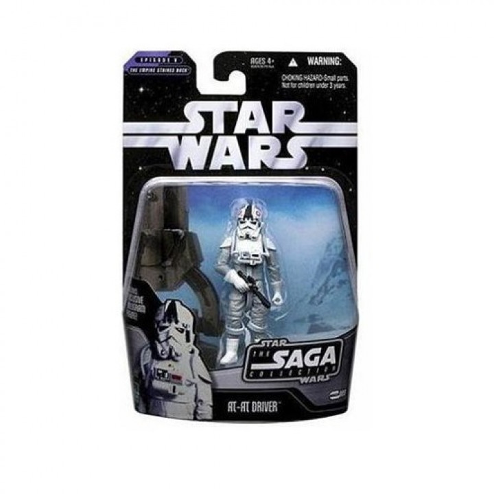 Star Wars Saga Collection AT-AT Driver