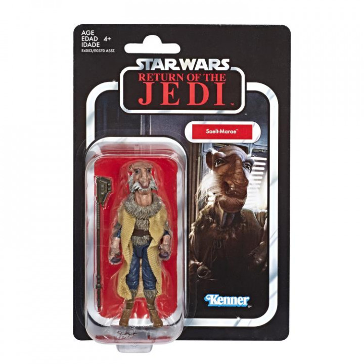 Star Wars The Vintage Collection Saelt-Marae (Return of The Jedi)