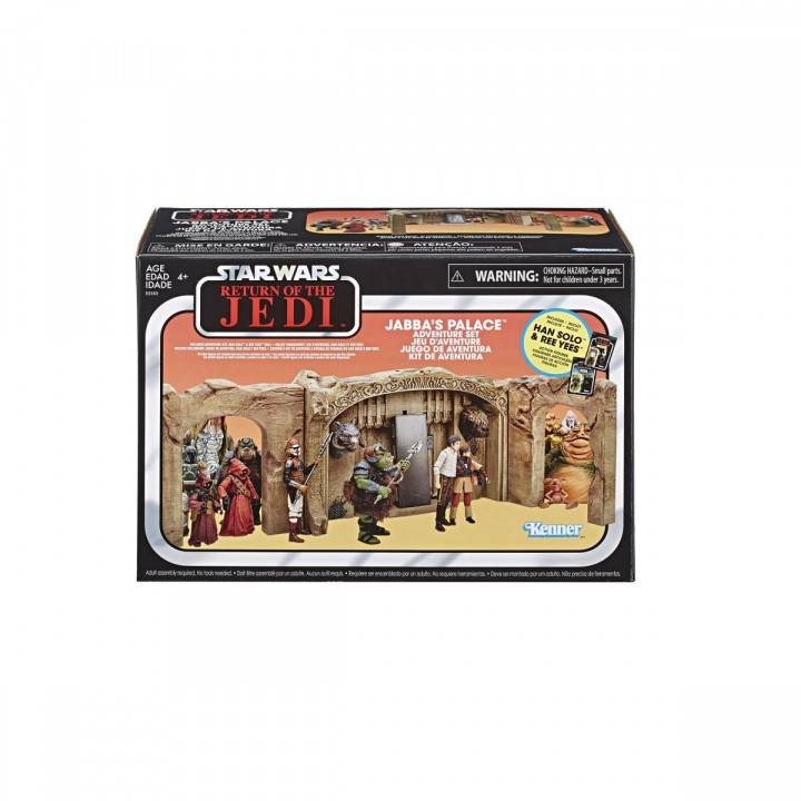 Star Wars Vintage Collection Jabba's Palace Playset