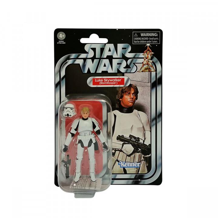 Star Wars Фигурка Люк Скайвокер в броне штурмовика