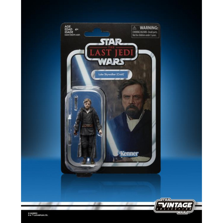 Star Wars The Vintage Collection Star Wars Vintage Collection Luke Skywalker (Crait)