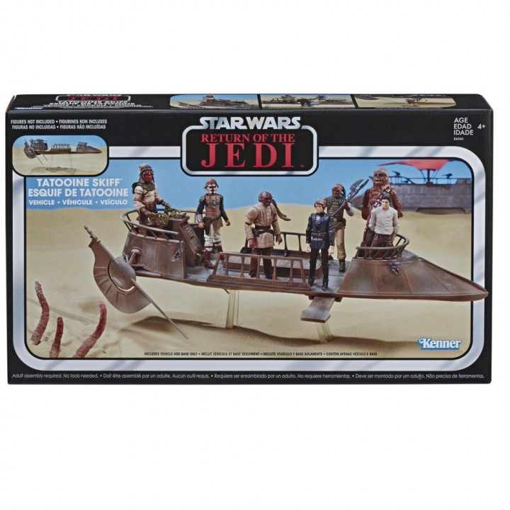 Star Wars Vintage Collection Desert Skiff