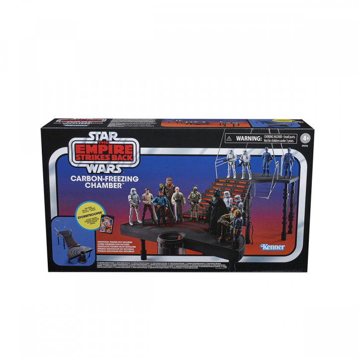 Star Wars Vintage Collection Carbon-Freezing Chamber Playse